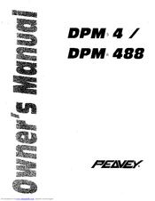 Peavey DPM 488 Manuals
