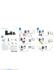 Philips MCD183/12 Manuals