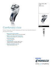 Philips Norelco 7810XL Manuals