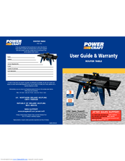 Powercraft Table Saw Manual