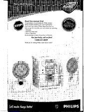 Philips MC-100 Manuals