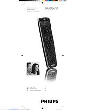 Philips SRU5106/27 Manuals