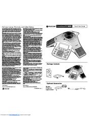 Polycom SoundStation IP 5000 Manuals