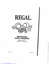 Regal K6731 Manuals