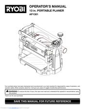 Ryobi Ap 12 Manual