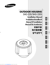 Samsung SHG-220 Manuals