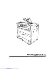 Ricoh Spirio 700W Manuals
