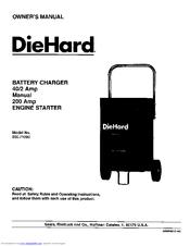 Diehard 200.71230 Manuals