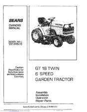 Craftsman 917.25591 Manuals