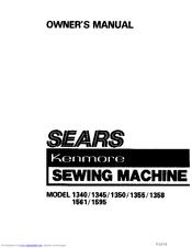 Kenmore 1345 Manuals