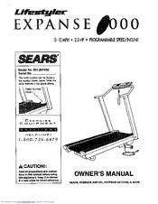 Lifestyler 831.297452 Manuals