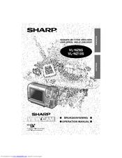 Sharp Viewcam VL-NZ10S Manuals