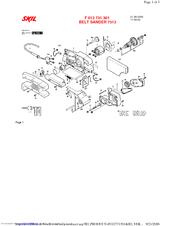 Skil 7313 Manuals