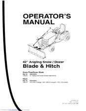Simplicity 1693754 Manuals