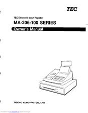 Tec TEC MA-206 Manuals
