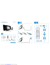 Philips MCM3050/12 Manuals