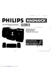 Philips Magnavox FW 375P Manuals