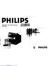 Philips FW 326 Manuals