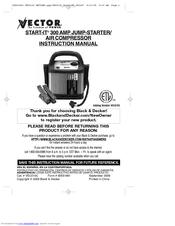 Vector START-IT VEC010C Manuals