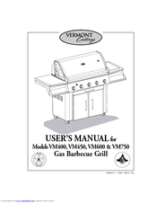 Vermont Castings VM600 Manuals