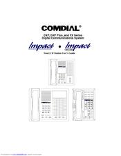 Comdial Impact 8124S Series Manuals