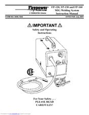 Firepower FP-160 Manuals