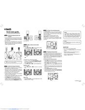 Vtech 6052 Manuals