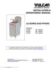 Vulcanhart LG400 Manuals