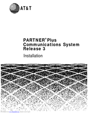 At&t Partner Plus Manuals