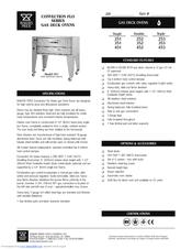 Bakers Pride 251 Manuals
