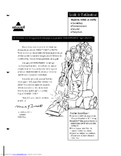 Bissell PowerSteamer 1690C Manuals