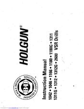 Black & Decker HOLGUN 2600 Manuals