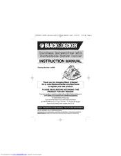 Black & Decker Li4000 Manuals