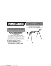 Black & Decker BDWS100 Manuals