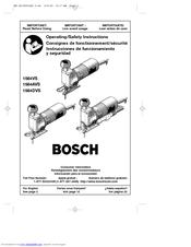 Bosch 1584avs Manual