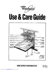 Whirlpool 8000 Series Manuals