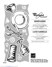 Whirlpool Gold GU1500 Manuals