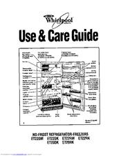 Whirlpool ET22RK Manuals