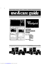 Whirlpool RM278BXV Manuals