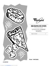 Whirlpool WMC20005YB Manuals