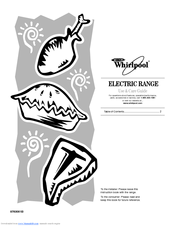 Whirlpool GR563LXSS Manuals
