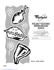 Whirlpool GR556LRKS Manuals