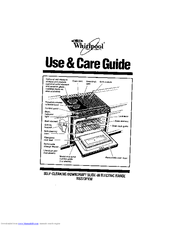 Whirlpool RS373PXW Manuals