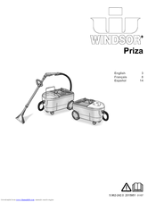 Windsor Priza Manuals