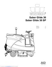 Windsor Saber Glide 30 Manuals