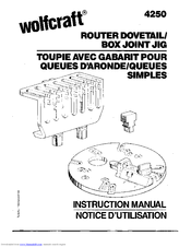 Wolfcraft 4250 Manuals