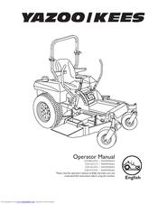 Yazoo/kees ZVKW52253 Manuals