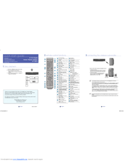 Samsung HT-X810 Manuals
