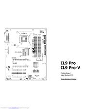 Abit IL9 Pro Manuals
