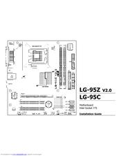 Abit LG95C Manuals